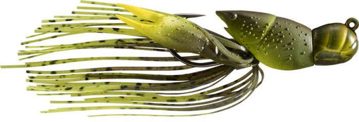 Live Target Hollow Body Craw - Green/Chartreuse