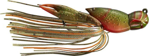 Live Target Hollow Body Craw - Olive/Orange