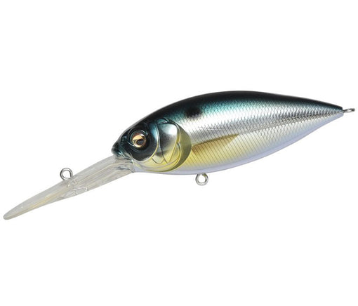 Megabass Deep-X Crankbaits [M Threadfin Shad]