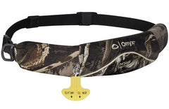 Onyx M-16 Manual Belt Pack PFD Realtree Max-5 [130900-812-004-17]