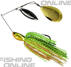 Picasso Lures Willow-Indiana Light Wire Spinnerbaits