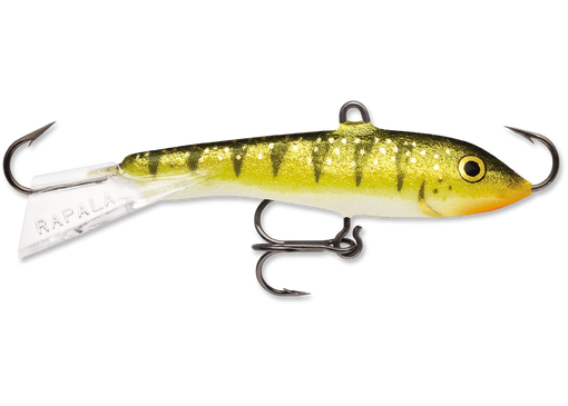 Rapala Jigging Rap [Size 5 Glow Yellow Perch]