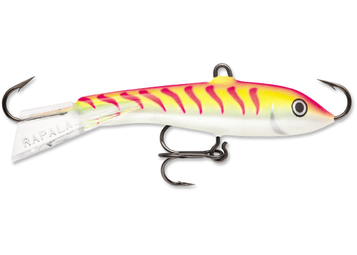 Rapala Jigging Rap [Size 5 Pink Tiger UV]