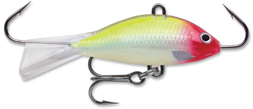 Rapala Jigging Shad Rap Vertical Jigging Lure Glow Clown
