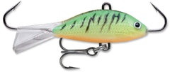 Rapala Jigging Shad Rap Vertical Jigging Lure Glow Fire Tiger