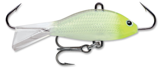 Rapala Jigging Shad Rap Vertical Jigging Lure Glow