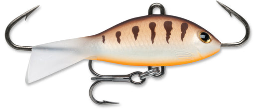 Rapala Jigging Shad Rap Vertical Jigging Lure Mossy Tiger UV