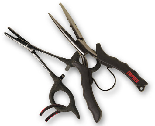 "Rapala Tool Combo 8.5"" Pliers and 5.5"" Forceps"