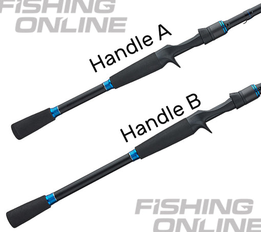 Shimano SLX Casting Rod - Handle Types A & B