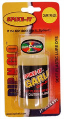 Spike It Dip-N-Glo Dip [Garlic 2 oz - Chartreuse]