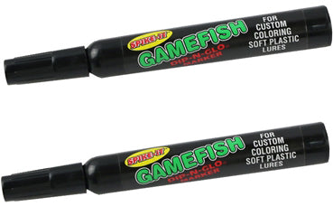 Spike It Dip-N-Glo Scented Markers - Gamefish