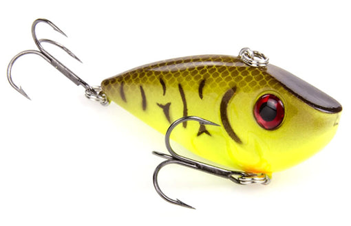 Strike King Lures Red Eye Shad [1/2oz Chartreuse Belly Craw]