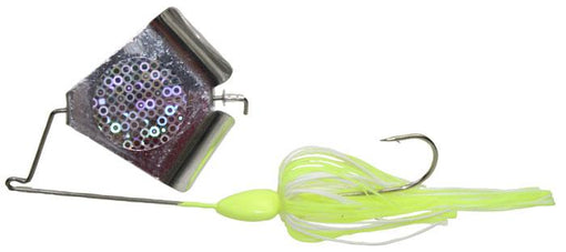 War Eagle Buzzbait [3/8 oz Hot White Chartreuse]