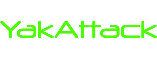 YakAttack Decal / Sticker Lime