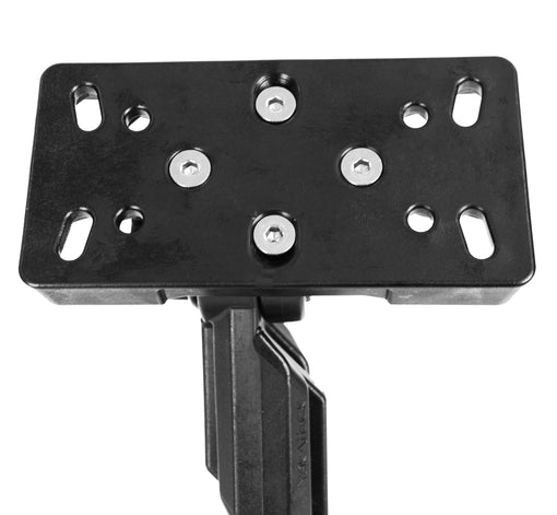 YakAttack Fishfinder Mount for Helix Series Base