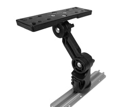 YakAttack Fishfinder Mount with Rectangular Plate