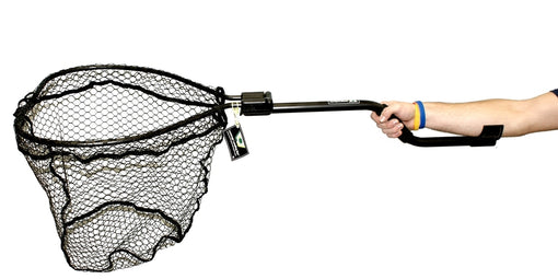 "YakAttack Leverage Landing Net [20"" x 21"" Hoop\, 48"" Long (NO Extension)]"