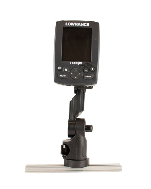 YakAttack Lowrance Fishfinder Mount Front (Fishfinder not included)