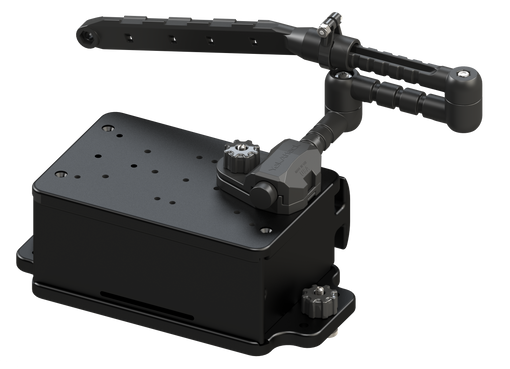 YakAttack SwitchBlade Transducer Arm on Cellblok