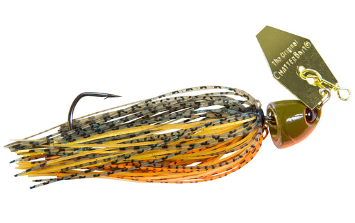 Z-Man ChatterBait Freedom [3/8 oz Bluegill]