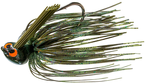 Z-Man CrossEyeZ Flipping Jig [1/2 oz Candy Craw]