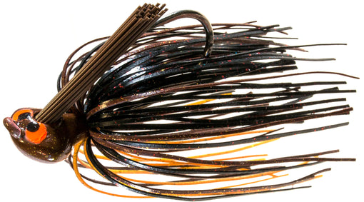 Z-Man CrossEyeZ Flipping Jig [1/2 oz Moccasin Craw]