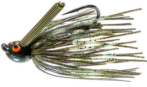 Z-Man CrossEyeZ Power Finesse Jig [1/4 oz Candy Craw]