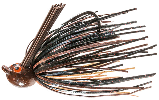 Z-Man CrossEyeZ Power Finesse Jig [1/4 oz Moccasin Craw]