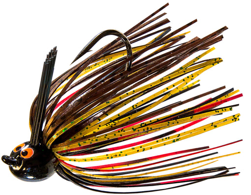 Z-Man CrossEyeZ Power Finesse Jig [1/4 oz Natural Craw]