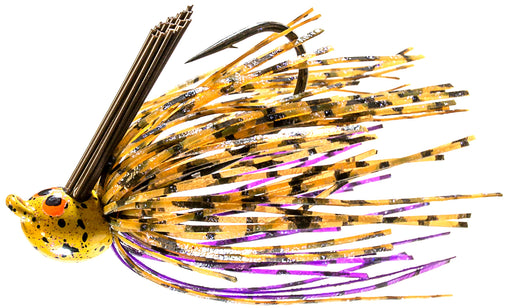 Z-Man CrossEyeZ Power Finesse Jig [1/4 oz Pb&J]