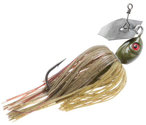Z-Man Project Z ChatterBait [1/2 oz Green Pumpkin Craw]