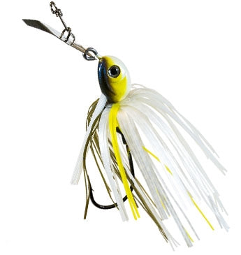 Z-Man Project Z ChatterBait Weedless [1/2 Oz Blueback Herring]