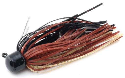 Z-Man ShroomZ Micro Finesse Jig [Moccasin Craw 2 Pack]
