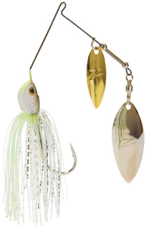 Z-Man Slingbladez Spinnerbait Double Willow Spot Remover