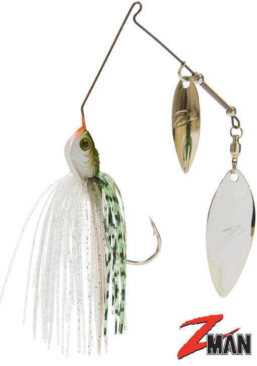Z-Man SlingBladeZ Double Willow Spinnerbait