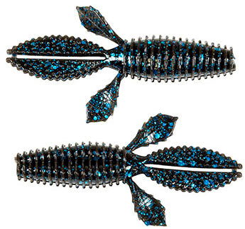 "Z-Man TRD BugZ 2.75"" [Black Blue]"