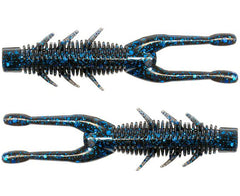 Z-Man TRD HogZ [Black/Blue (6 Pack)]