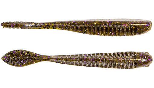 "Z-Man Trick ShotZ [3.5"" Green Pumpkin Goby 6 Pack]"