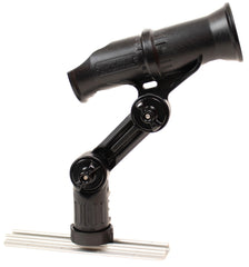 YakAttack Zooka Tube II Rod Holder with Track Mounted LockNLoad System