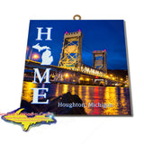 Home Houghton Michigan Wall Art