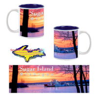 Coffee Cup/Mug Sugar Island Sunrise -7486