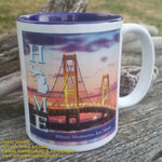 Michigan Home Coffee Cup