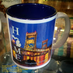 Home Houghton Michigan Coffee Cup Mug Yooper Gifts