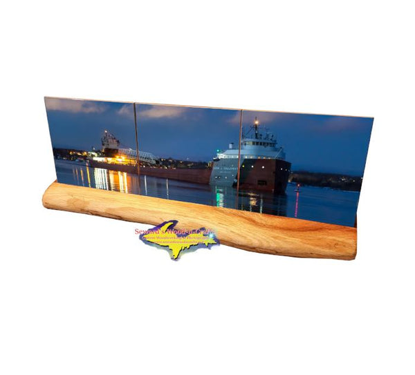 Cason Callaway Coaster Set Great Lakes Fleet Gifts & Collectibles