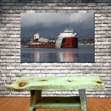 Michigan Photography Great Lake Freighters Stewart J. Cort -3127