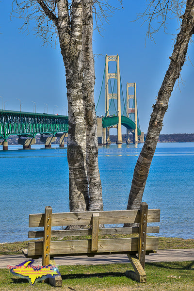 Michigan Photography ~ Bridge Mackinac -5897