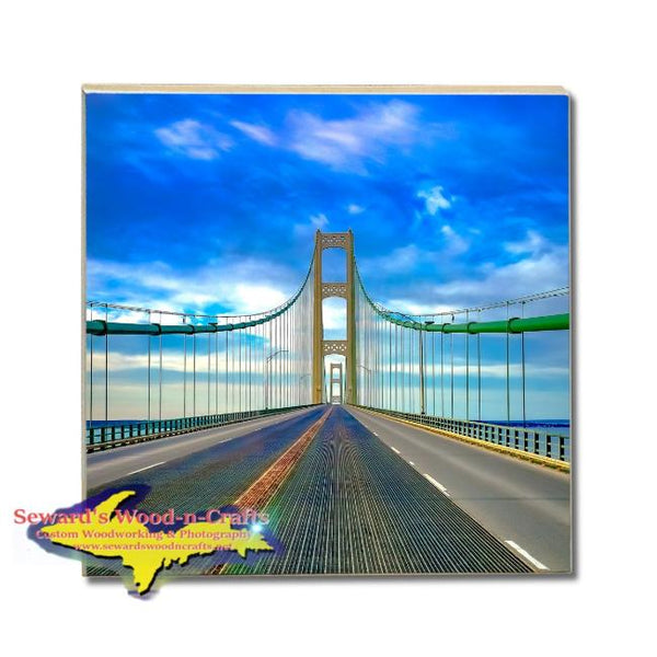 Gateway To The North Mackinac Bridge Best Michigan Made Gifts & Collectibles