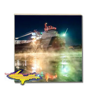 John G Munson Photo Coaster Pick Your Own Tile Coaster Set For Boat Nerd Fans