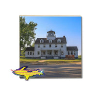 Grand Marais Range Lighthouse Michigan Made Gifts & Collectibles