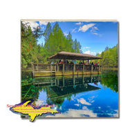 Michigan Coaster ~ Kitch-iti-kipi Springs -2226